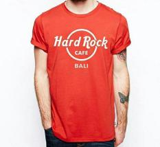 Kaos Hard Rock Caffe Bali Best Quality(Int: One size)(OVERSEAS)
