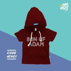 Kaos Hoodie Muslim - Son Of Adam - ATH 01 (S - XXL)