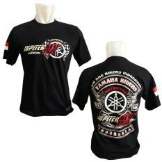Beli Kaos Jupiter Mx Fashion Baju Bikers Komunitas Yamaha Riders Motor Bonus Stiker Merch Cadel Bandung Nyicil