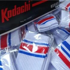 Penawaran Istimewa Kaos Kaki Kodachi 1 Lusin Kaos Kaki Stripe Oldschool Terbaru
