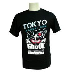 Harga Kaos Kaneki Ken Tokyo Ghoul Dont Make Me A Killer Maximono