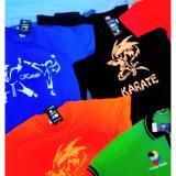 Toko Kaos Karate Motif Kaos Olahraga Warior Ori Cap Wkf Tersedia Semua Ukuran Dan Warna Warrior Martial Arts