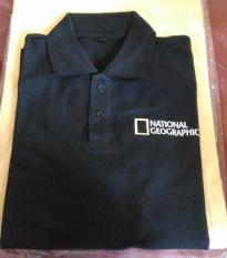 Kaos Kerah Polo Shirt 4XL XXXXL NAT GEO L 75X P 82 Terbaru Paling Besar