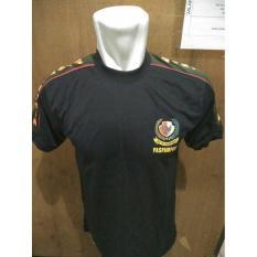 Kaos Kombinasi Paspampres Logo Kecil L Kaos Paspampres - C6A395