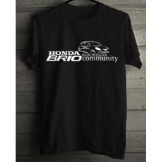 Kaos Komunitas Honda Brio Indonesia