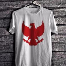 Spesifikasi Kaos Lambang Garuda Putih Terbaru