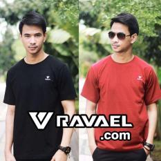 Kaos Lebih Bagus Dari Gildan Katun Bambu Ravael Polos Oblong Sablon Satuan Digital Dtg Distro Indonesia