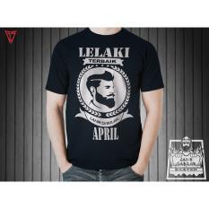 Harga Kaos Lelaki Terbaik April Terbaik