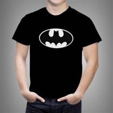 Kaos Logo Batman 2 Ukuran Anak Dan Dewasa ( 0 - L )