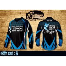 Kaos mancing mania - jersey mancing , kaos fishing, jersey rodbiez free custom design