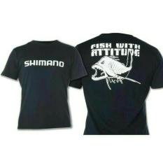 KAOS MANCING MANIA SHIMANO BIG SIZE (XXXL-XXXXL)