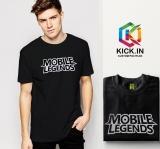 Harga Kaos Mobile Legends Game Polyflex Not Specified Terbaik