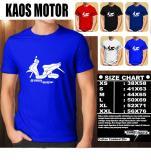 Beli Kaos Motor Distro Baju T Shirt Otomotif Yamaha Mio Soul Lama Tampak Samping Di Indonesia