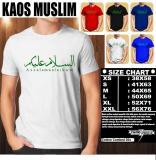Jual Kaos Muslim Dakwah Assalamualaikum Multi Di Indonesia
