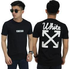 Toko Kaos Off White Arrows Pull Black Terlengkap