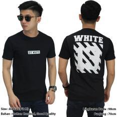 Beli Kaos Off White Invisible 13 Black Malestation Asli