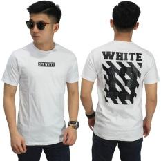 Berapa Harga Kaos Off White Invisible 13 Broken White Malestation Di Dki Jakarta