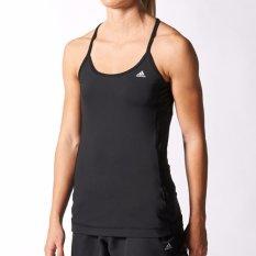 Review Tentang Kaos Olahraga Adidas Clima Ess Strap D89695 Hitam