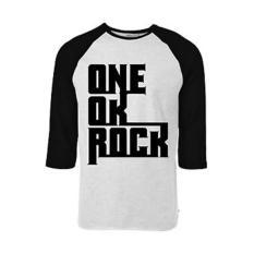Harga Kaos One Ok Rock 01 Hitam Putih Di Dki Jakarta