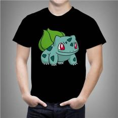 Kaos Pokemon Bulbasaur 2 Uk Anak Dan Dewasa ( 0 - L )