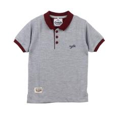 Kaos Polo Shirt anak ZOOKA