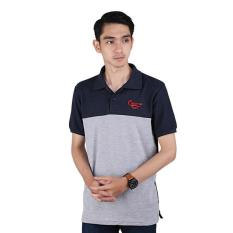Kaos Polo / Shirt Kasual Pria - PL 919 Catenzo Original