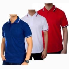 Kaos Polo Shirt Pria Lakos