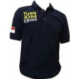 Jual Kaos Polo T Shirt Pria Turn Back Crime Terbaru Kollection Indonesia