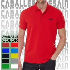 KAOS POLO UNDER ARMOUR II KAOS KERAH