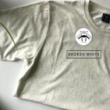 Harga Kaos Polos Cotton Mambo Broken White Premium Quality Termurah