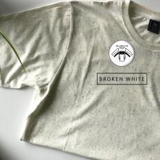 Toko Kaos Polos Cotton Mambo Broken White Premium Quality Daily Outfits Online