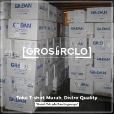 KAOS POLOS GILDAN SOFTSTYLE WHITE ORIGINAL MURAH JAKARTA 2XL  DISTROKLX01