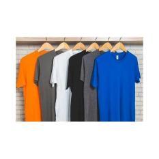 Kaos Polos Ultra-Soft Lebih Bagus Dari Gildan