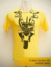 Harga Kaos Polyflex Motor Yamaha N Max Club Fullset Murah