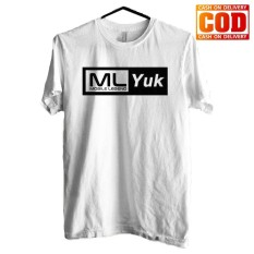 Kaos Premium Kaosajalah Kap Baju Distro Tshirt Casual Pria Wanita Fashion Atasan Kaos Game Mobile Legend Ml Yuk Kaos Game Dota 2 Mobile Legend League Of Legend Game 004 Mypoly Murah Di Indonesia