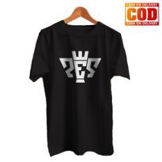 Kaos Premium KaosAjalah KAP / Baju Distro  / Tshirt Casual Pria Wanita / Fashion Atasan / Kaos Game Pro Soccer / Kaos Game Pro Evolution Soccer 001