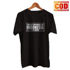 Review Toko Kaos Premium Kaosajalah Kap Baju Distro Tshirt Casual Pria Wanita Fashion Atasan Kaos My Trip My Adventure Indonesia Itu Indah 001 Online