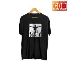 Kaos Premium KaosAjalah KAP / Baju Distro  / Tshirt Casual Pria Wanita / Fashion Atasan / Kaos Sport Persib Forever / Kaos Bola Persib Bandung / Bobotoh Viking Bandung