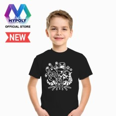 Jual Kaos Premium Mypoly Anak Pria Laki Laki Ap Baju Couple Family Keluarga Tshirt Distro Fashion Atasan Kaos Anak Cowok Doodle Suprise01 Antik