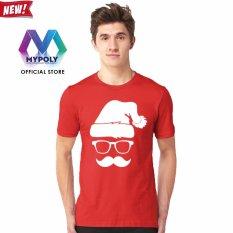 Jual Kaos Premium Mypoly Baju Natal Pria Christmas Tshirt Family Keluarga Winter Boy Indonesia Murah