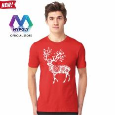 Diskon Kaos Premium Mypoly Baju Natal Pria Keluarga Family Christmas Tshirt Winter Deer Branded
