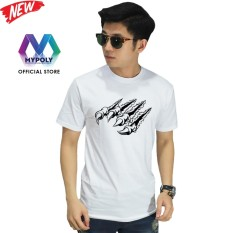 Kaos Premium Mypoly Pria Laki-Laki PL / Baju Couple Family Keluarga / Tshirt distro Anak Wanita / Fashion atasan / Kaos Pria Dewasa Claw33