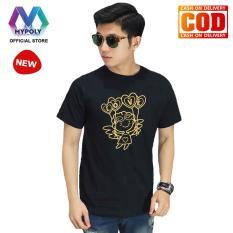 Kaos Premium Mypoly Pria Laki-Laki PL / Baju Couple Family Keluarga / Tshirt distro Anak Wanita / Fashion atasan / Kaos Pria Dewasa Valentine Love