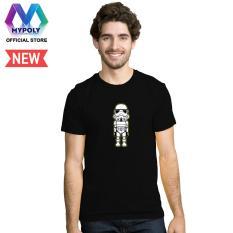 Kaos Premium Mypoly Pria Laki-Laki PL / Baju Couple Family Keluarga / Tshirt distro Anak Wanita / Fashion atasan / Kaos Pria Star W Stormtrooper