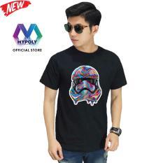 Kaos Premium Mypoly Pria Laki-Laki PL / Baju Couple Family Keluarga / Tshirt distro Anak Wanita / Fashion atasan / Kaos Pria Star W01