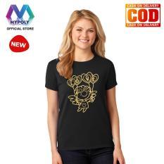Kaos Premium Mypoly Wanita Perempuan WP / Baju Couple Family Keluarga / Tshirt distro Anak Pria Laki-Laki / Fashion Atasan / Kaos Wanita Dewasa Valentine Love
