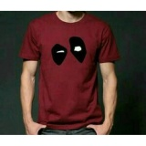 Kaos Pria Tshirt Big Size Xxxl Deapool One Tshirt Diskon