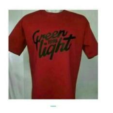 Kaos Pria Tshirt BIG SIZE XXXL GREEN LIGHT