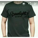 Harga Kaos Pria Tshirt Big Size Xxxl Greenlight One Tshirt Ori
