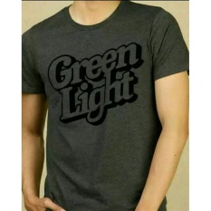 Kaos Pria Tshirt GREEN LIGHT